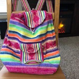 Pinzón Rainbow Backpack
